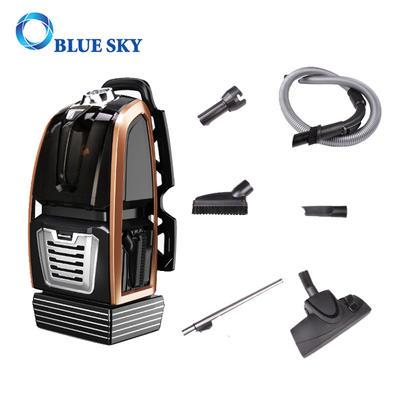 Customized cordless bagless big power hepa filter rechargeable jb62-b backpack vacuum cleaner with blow function