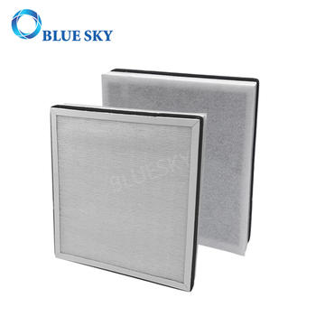 99.97% Medical Grade HEPA Filters Replacement for LEVOIT Vital 100 Air Purifiers Part 100-RF